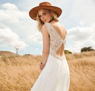 Poročna obleka First