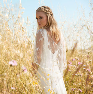 Poročna obleka Floreal
