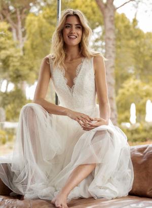 Poročna obleka Romance