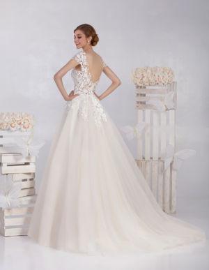 Poročna obleka Safran