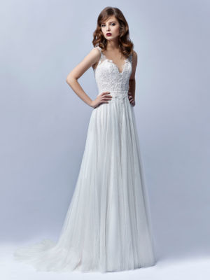 Poročna obleka Beautiful BT17-5